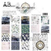 """Дизайнерски комплект хартии """"The Versailles""""-30см, ABStudio"""