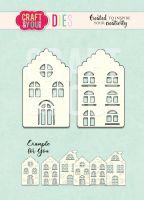 Щанци за изрязване на къщи, Craft&YouDesign