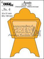 Щанци за изрязване на мини-писмо - 4