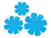 Комплект щанци за изрязване на цветя - сет 6, Craft Passion