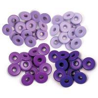 Айлети - широки, лилави цветове, 40бр.