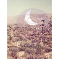 "Дизайнерски АТС карти ""Moon Child"", 7.5см х 10см, Prima Marketing"