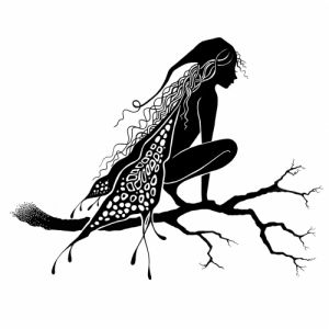"Прозрачен печат ""Raven"", Lavinia Stamps"
