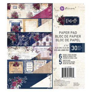 """Дизайнерско блокче хартии """"Darcelle"""", 15см, Prima Marketing"""