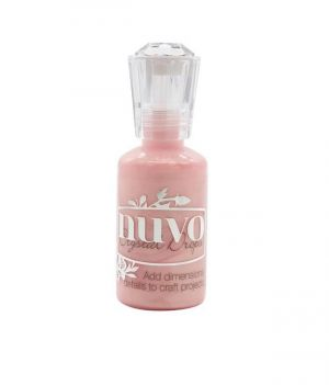 "Кристални капки ""Shimmering Rose"", Nuvo Crystal Drops"