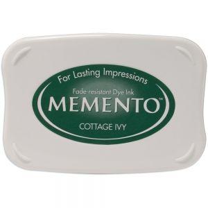 "Тампон с мастило Memento ""Cottage ivy"""