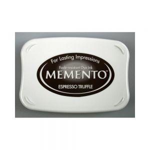 """Тампон с мастило Memento """"Espresso Truffle"""""""