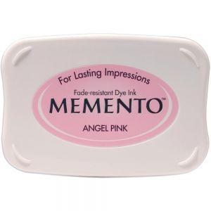 "Тампон с мастило Memento ""Angel Pink"""