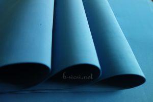 Ирански фоумиран, цвят пруско синьо, 0.8мм, 30см х 35см