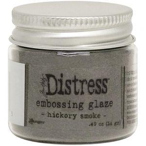 """Дистрес ембосинг пудра """"Hickory Smoke"""", Tim Holtz"""