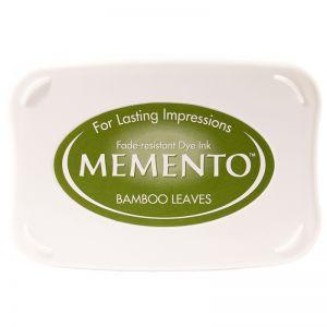 """Тампон с мастило Memento """"Bamboo Leaves"""""""