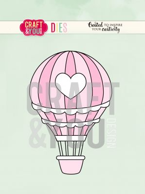 Комплект щанци за изрязване на летателен балон, Craft&YouDesign