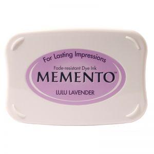 "Тампон с мастило Memento ""Lulu Lavender"""