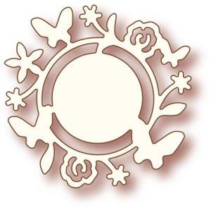 Щанца за изрязване Flower Circle