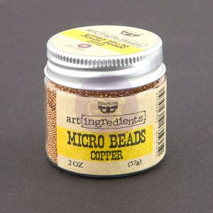 Prima Art Ingredients - Micro Beads - Copper