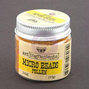 Prima Art Ingredients - Micro Beads - Pollen