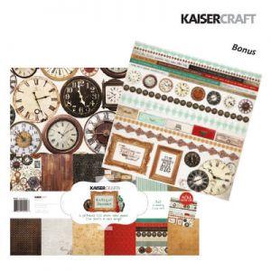 """Дизайнерски комплект хартии """"Antique Bazaar"""" - 30.5см х 30.5см"""