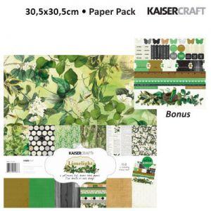 "Дизайнерски комплект хартии ""Limelight"" - 30.5см х 30.5см"