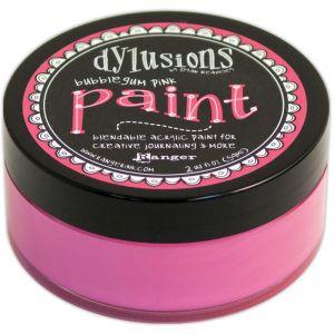 Акрилна боя Dylusions - Bubblegum Pink