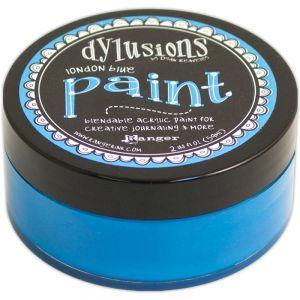 Акрилна боя Dylusions - London Blue