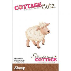 """Щанца за изрязване - """"Овца"""""""