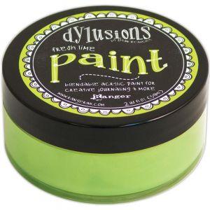 Акрилна боя Dylusions - Fresh Lime