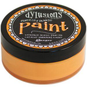 Акрилна боя Dylusions - Squeezed Orange