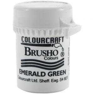 Сух пигмент Brusho Crystal - Emerald Green
