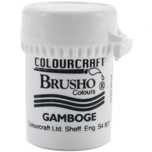 Сух пигмент Brusho Crystal - Gamboge