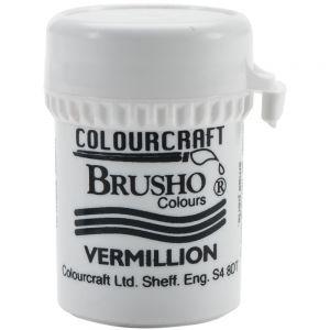 Сух пигмент Brusho Crystal - Vermillion