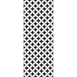 """Прозрачен текстурен печат """"Фон - мароканска шарка"""""""