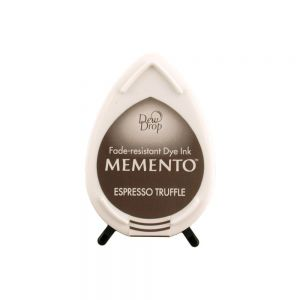 "Memento Dew Drop  ""Espresso truffle"""
