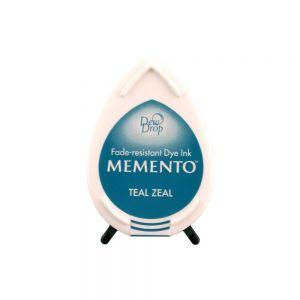 """Memento Dew Drop  """"Teal zeal"""""""