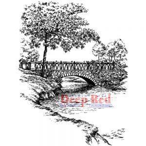 """Гумен печат """"Каменен мост"""""""