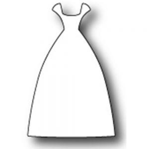 """Щанца за изрязване """"Официална рокля"""""""