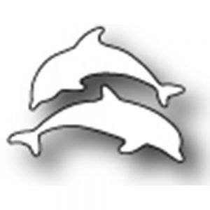 """Щанца за изрязване """"Малки делфини"""""""
