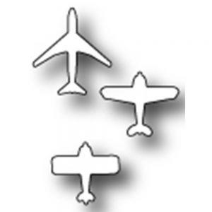 """Щанца за изрязване """"Приключения със самолети"""""""