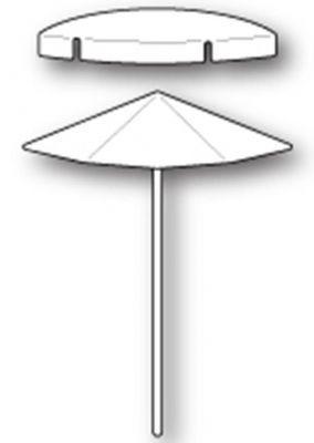 """Щанца за изрязване """"Летен чадър"""""""