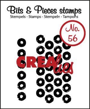 """Прозрачни печати """"Големи гръндж точки"""" №56"""