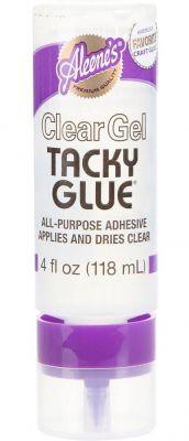 """Лепило """"Clear Gel Aleene's"""", 4oz"""