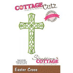 """Щанци за изрязване """"Великденски кръст"""""""