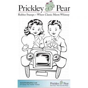 "Гумен печат ""Да се повозим"", Prickley Pear"