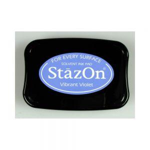 """StazOn мастило """"Vibrant Violet"""""""