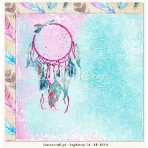 """Дизайнерски лист хартия """"Мечта """"-6 - 30.5см, Lemoncraft"""