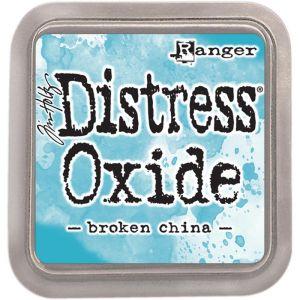 """Дистрес оксид мастило """"Broken China"""""""