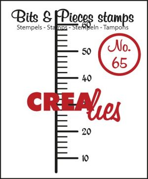 Прозрачен печат №65 - Crealies