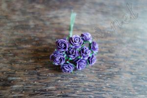 Рози, виолетови, 10мм