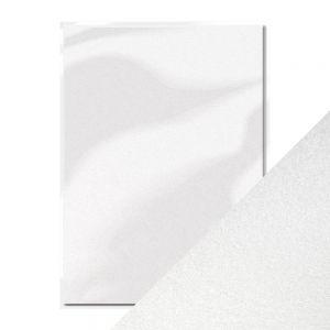 "Перлен картон ""Pearl White"", 5л., А4, 250гр."