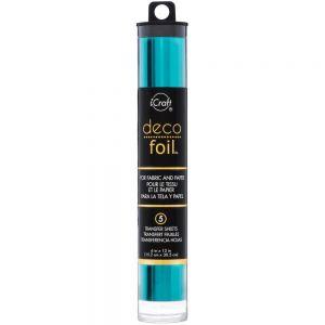 "Фолио ""Teal"", 5л., 15см х 30.5см, Deco Foil"
