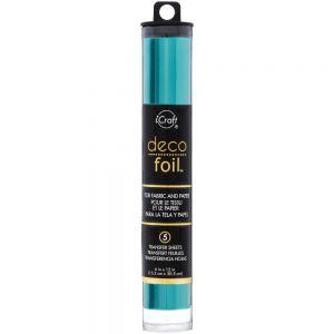 """Фолио """"Turquoise"""", 5л., 15см х 30.5см, Deco Foil"""